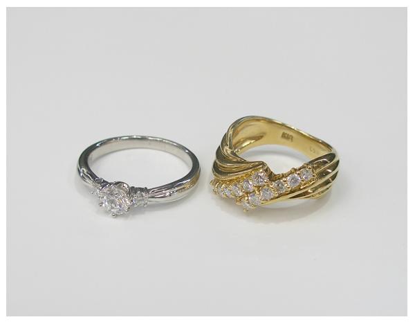 婚約指輪を理ファーム